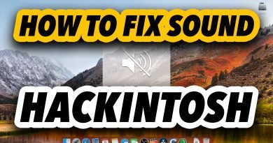 How to Fix Hackintosh Sound - Latest Easy & Fast Solution