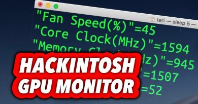 How to Update HACKINTOSH CLOVER Bootloader and macOS Mojave - MORGONAUT