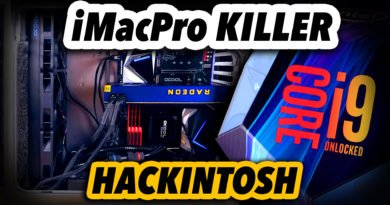 14-core iMacPro Killer | Ultimate Hackintosh Build 2019