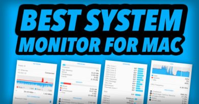 iStat Menus - Best macOS System Monitoring App for Macintosh & Hackintosh