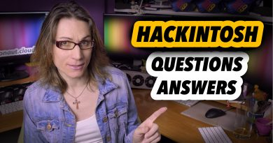 Morgonaut's Hackintosh - Questions & Answers - Tips & Tricks #1