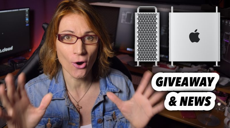 Morgonaut 2019 Mac Pro Giveaway News