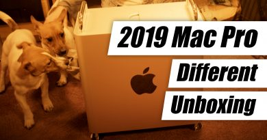 2019 Apple Mac Pro - Uboxing
